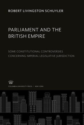Parliament and the British Empire
