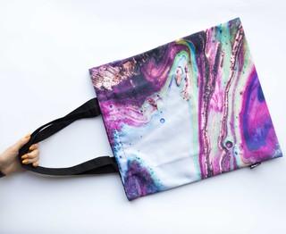 Laisvalaikio krepšys Purpurinė pašvaistė