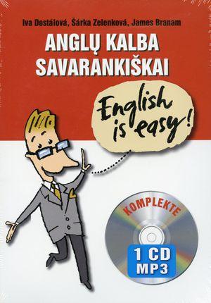 Anglų kalba savarankiškai + CD MP3