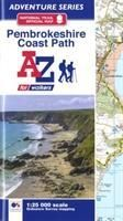 Pembrokeshire Coast A - Z 1:25 000 Adventure Atlas