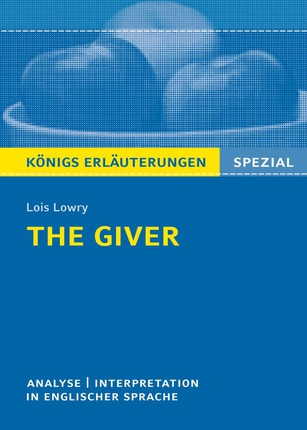 The Giver von Lois Lowry.