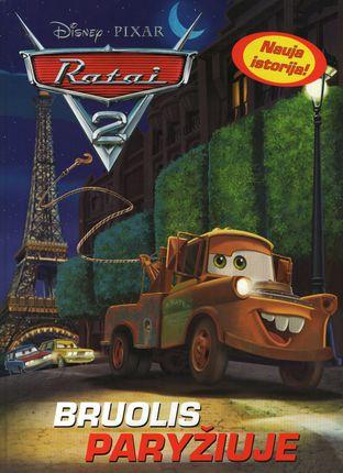 Ratai 2. Bruolis Paryžiuje