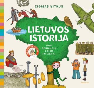 Lietuvos istorija: enciklopedija pradinukams