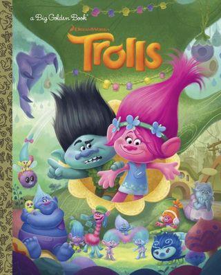 Trolls - Big Golden Book (DreamWorks Trolls)