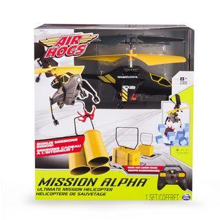 AIR HOGS malūnsparnis Mission Alpha, 6023279