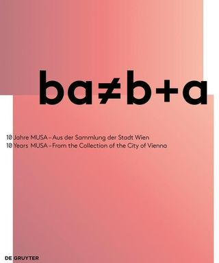 10 Jahre MUSA - ba # b+a