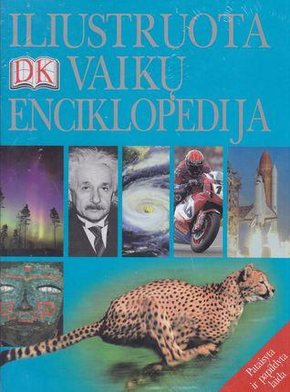 Iliustruota vaikų enciklopedija