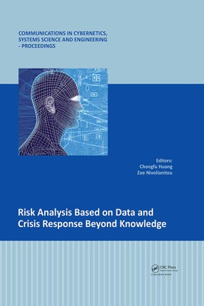 Risk Analysis Based on Data and Crisis Response Beyond Knowledge