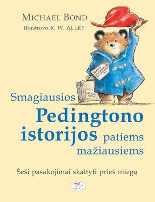 Smagiausios Pedingtono istorijos patiems mažiausiems