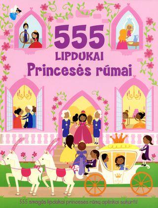 555 lipdukai. Princesės rūmai