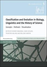 Classification and Evolution in Biology, Linguistics and the History of Science