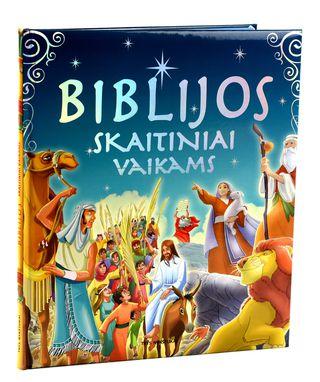 Biblijos skaitiniai vaikams