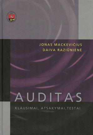Auditas: klausimai, atsakymai, testai