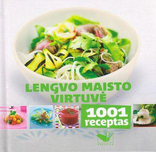 Lengvo maisto virtuvė. 1001 receptas