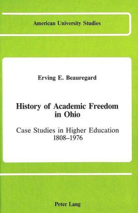 History of Academic Freedom in Ohio