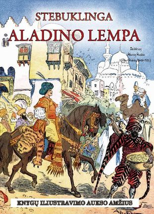 Stebuklinga Aladino lempa