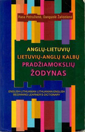Anglų-Lietuvių, Lietuvių-Anglų kalbų pradžiamokslis žodynas