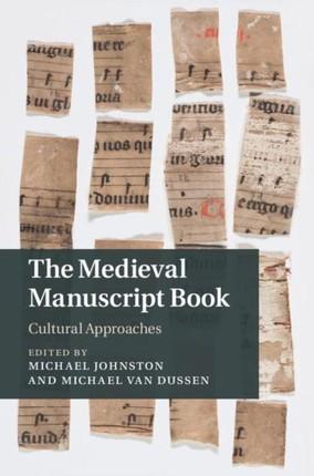 Medieval Manuscript Book