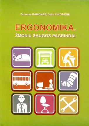 Ergonomika. Žmonių saugos pagrindai