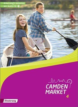 Camden Market 4. Arbeitsheft Inklusion mit Audio-CD: und Spielbögen