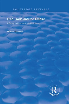Free Trade and the Empire