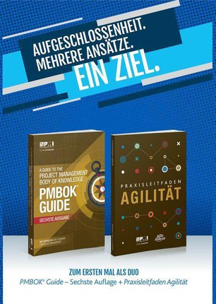 A guide to the Project Management Body of Knowledge (PMBOK guide) & Agile praxis - ein Leitfaden (German edition of A guide to the Project Management Body of Knowledge (PMBOK guide) & Agile practice guide bundle)
