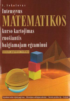 Intensyvus matematikos kurso kartojimas