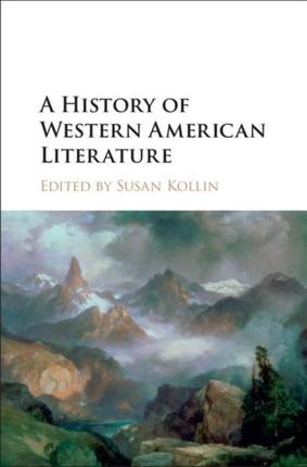 History of Western American Literature