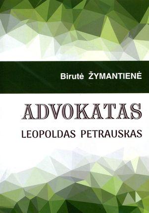 Advokatas Leonas Petrauskas