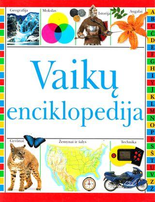 Vaikų enciklopedija (1998)