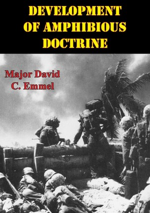 Development Of Amphibious Doctrine