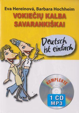 Vokiečių kalba savarankiškai (su CD disku)