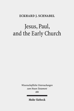 Jesus, Paul, and the Early Church