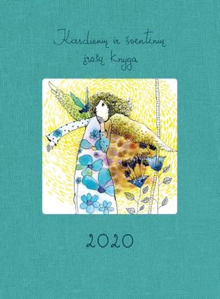 Kasdienių ir šventinių įrašų knyga 2020 m. DK4