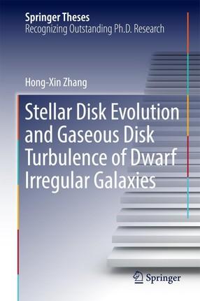 Stellar Disk Evolution and Gaseous Disk Turbulence of Dwarf Irregular Galaxies