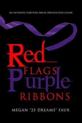 Red Flags Purple Ribbons