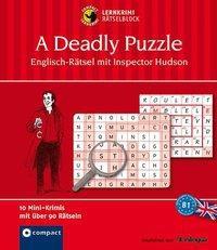 A Deadly Puzzle - Englisch-Rätsel mit Inspector Hudson