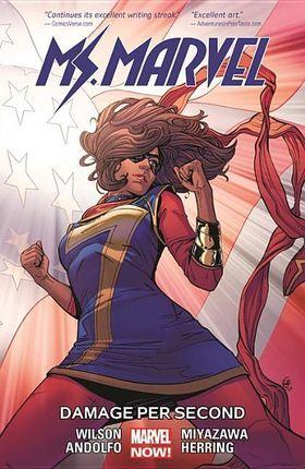 Ms. Marvel Vol. 07: Damage per Second