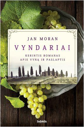 Vyndariai: kerintis romanas apie vyną ir paslaptis