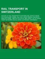 Rail transport in Switzerland