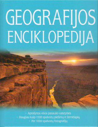 Geografijos enciklopedija