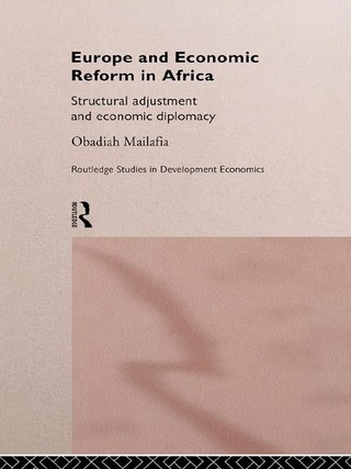 Europe and Economic Reform in Africa