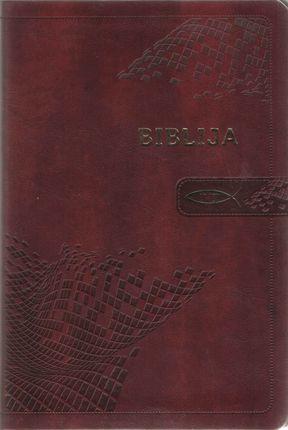 Biblija arba Šventasis Raštas, ekumeninis leidimas, lankstus viršelis