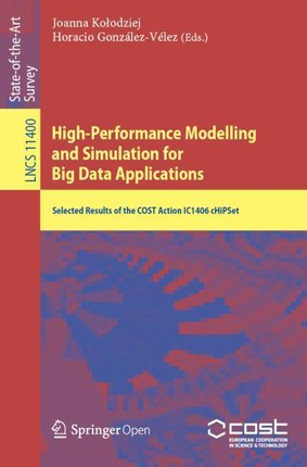High-Performance Modelling and Simulation for Big Data Applications