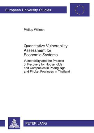 Quantitative Vulnerability Assessment for Economic Systems