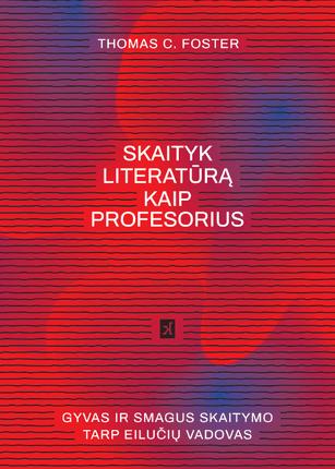 Skaityk literatūrą kaip profesorius: gyvas ir smagus skaitymo tarp eilučių vadovas
