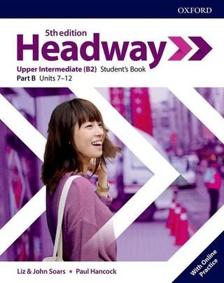 Headway: Upper-Intermediate. Student's Book B with Online Practice