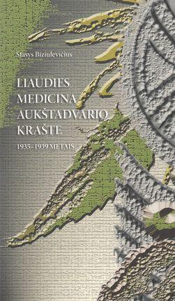 Liaudies medicina Aukštadvario krašte 1935-1939 metais