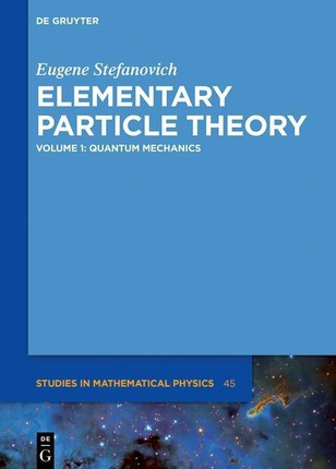 Elementary Particle Theory
