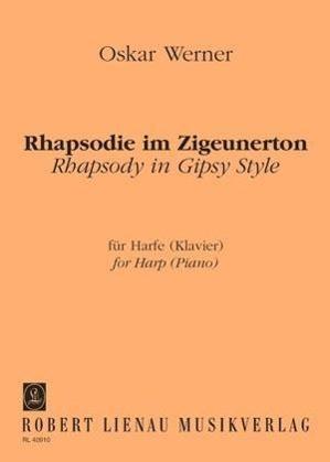 Rhapsodie im Zigeunerton / Rhapsody in Gipsy Style